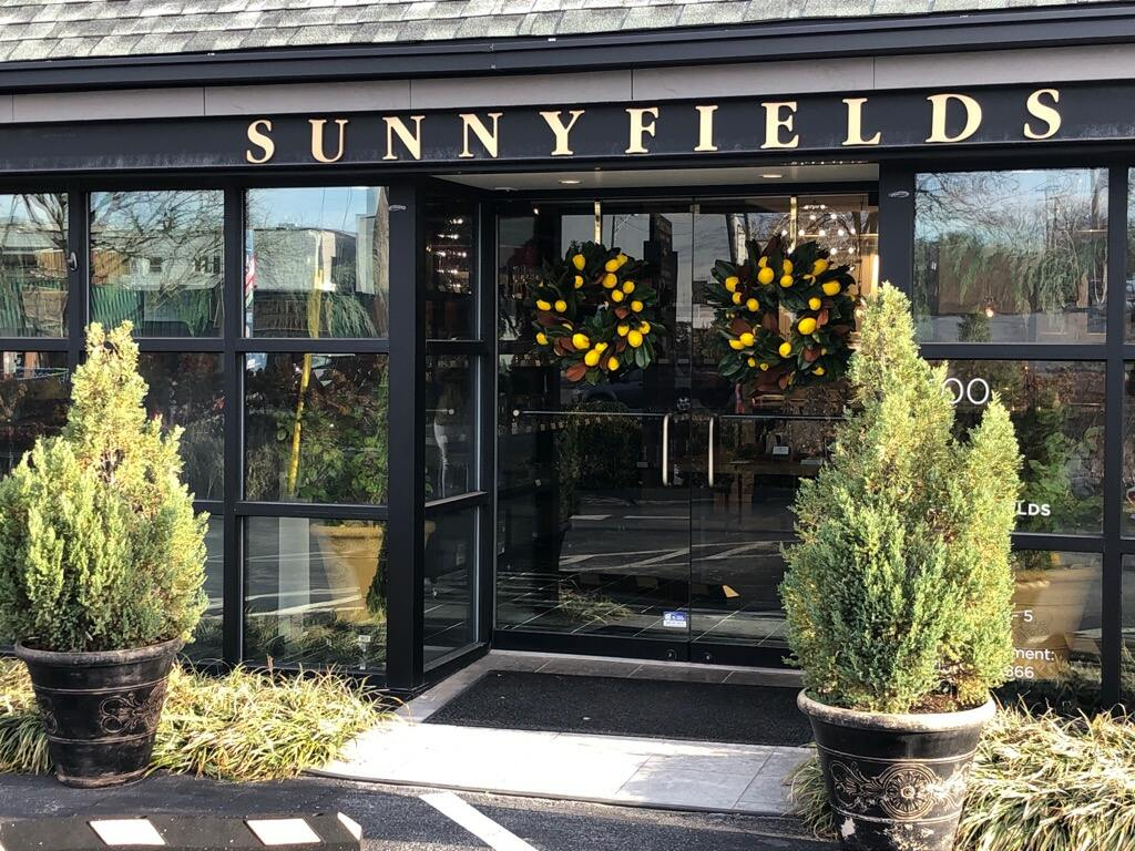 Sunnyfields Cabinetry Showroom