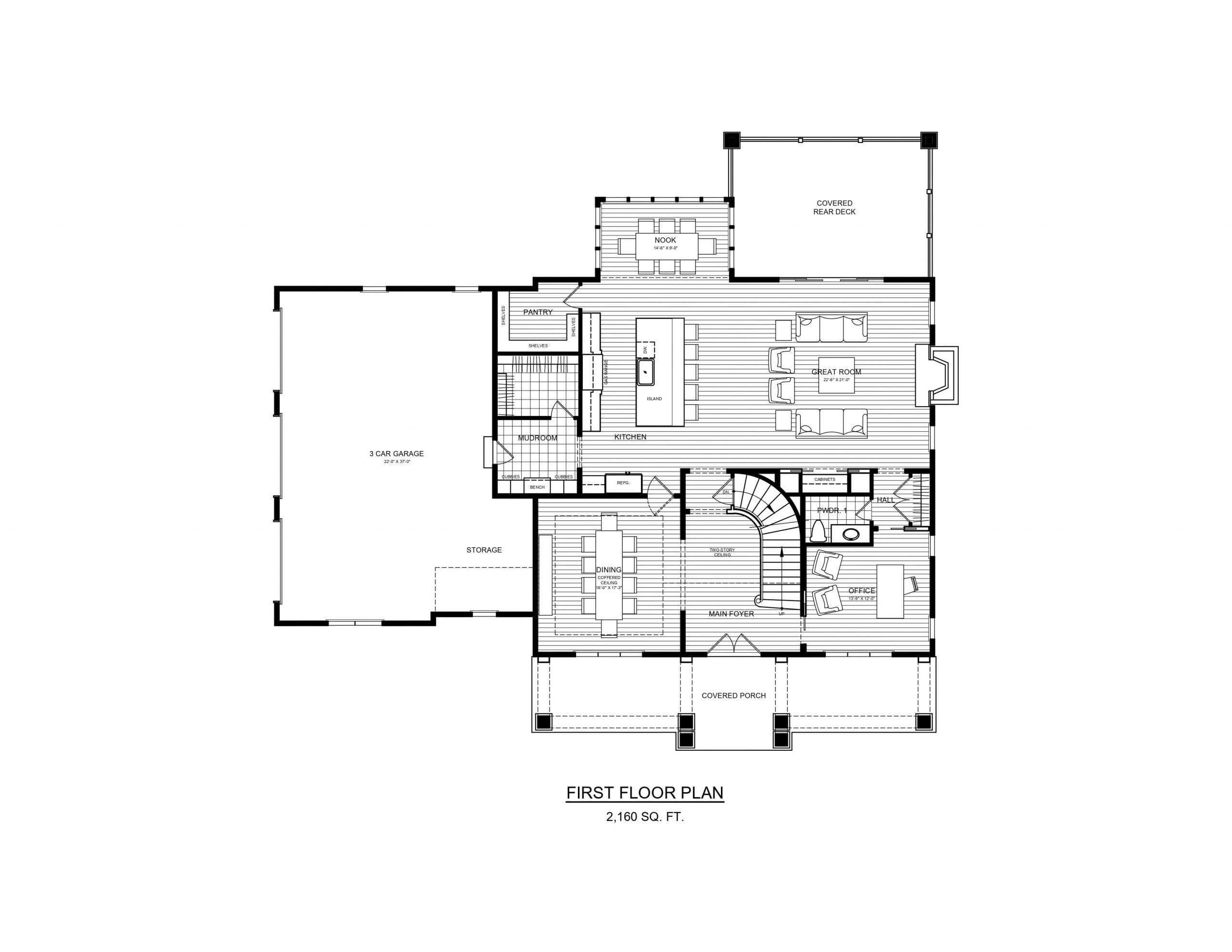 5 Wyndam Court - First floor plan