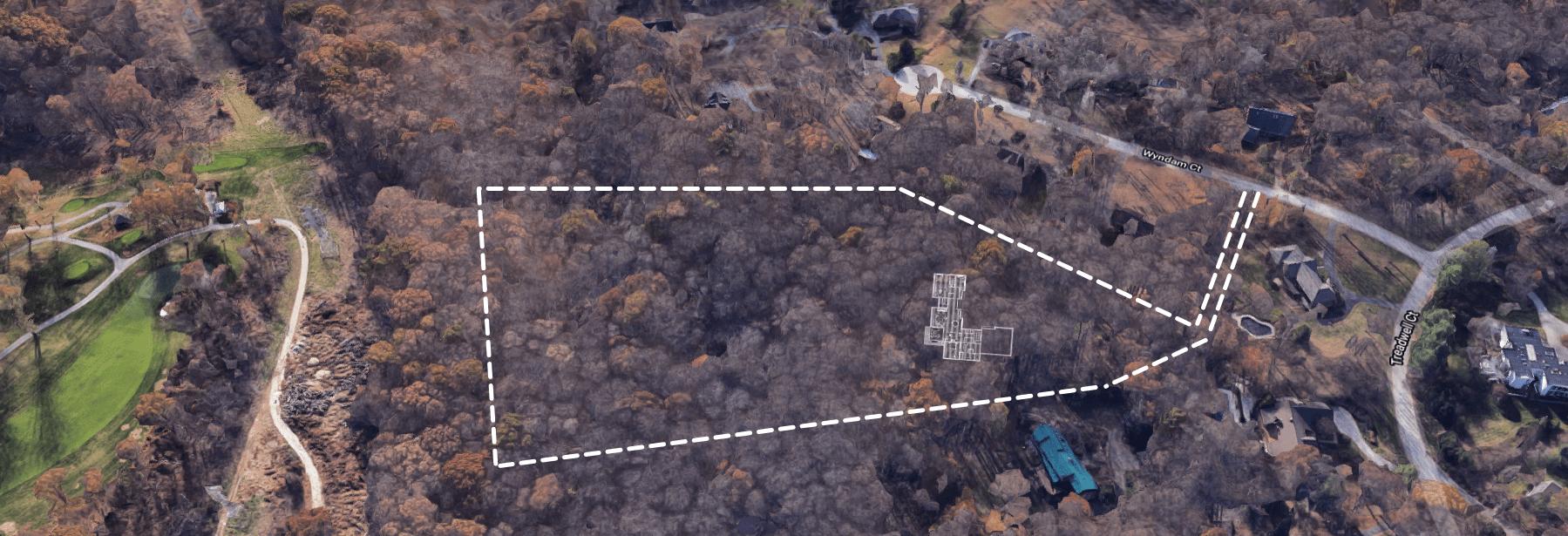 5 Wyndam Court site map